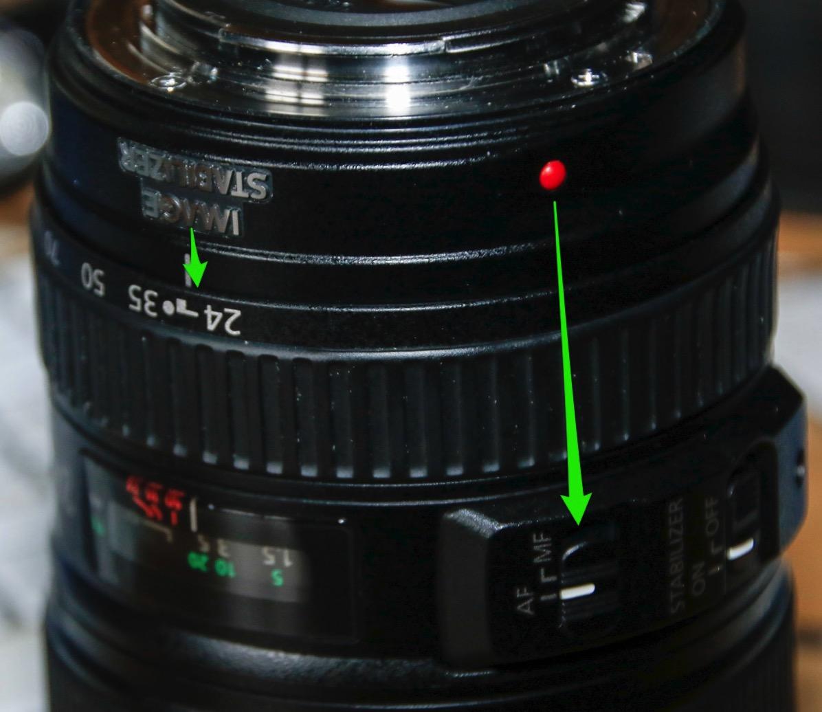 Lens rear cover